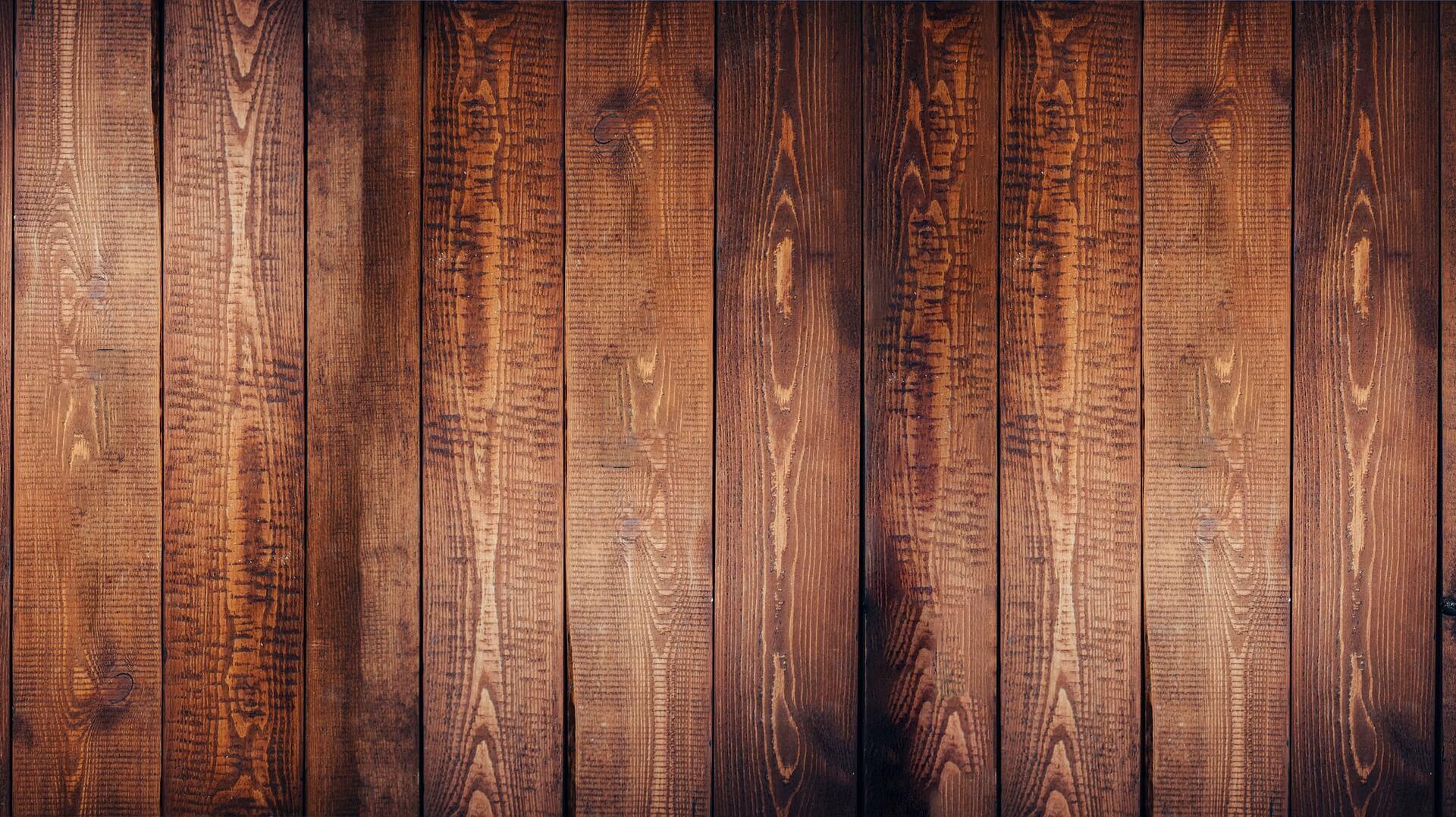 houten vloer borstelen